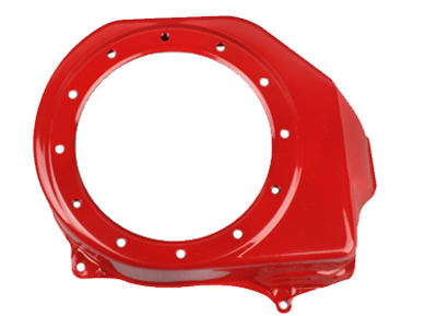 Flywheel Housing Cover(Manual Type) Fits for China 168F 170F GX160 GX200 163CC~212CC 5.5hp~7.5hp Small Gas Engine