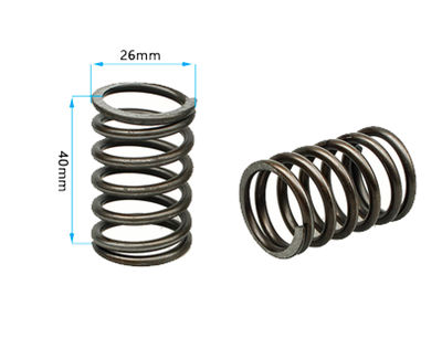 10XPCS Valve Springs Fits for China 182F 188F 190F GX390 GX420 11HP~16HP Small Gasoline Engine