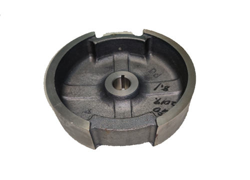 Manual Type Flywheel Fits for China 168F 170F GX160 GX200 163CC~212CC 5.5hp~7.5hp Small Gasoline Engine