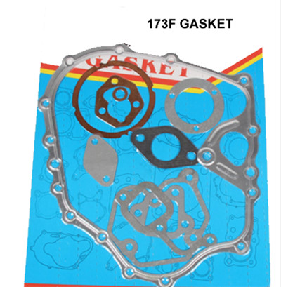 Entire Engine Gaskets Kit Fits for China Model 173F 5HP 247CC Small Air Cooled Diesel Engine