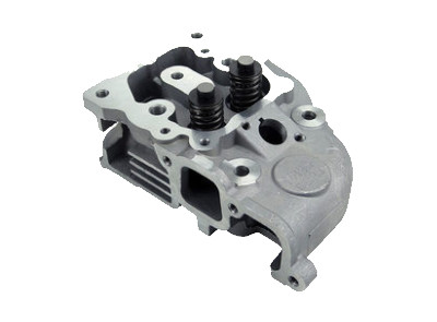 Cylinder Head Assy. W/ Valve and Springs Assembled Fits for China Model 170F 4HP 211CC Small Air Cooled Diesel Engine