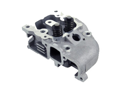 Cylinder Head Assy. with Valves and Springs Assembled Fits for China Model 173F 5HP 247CC Small Air Cooled Diesel Engine