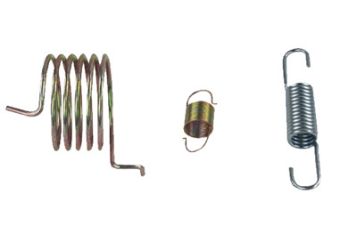 Throttle Spring Kit(3 PC Spring Pack)Fits for China Model 170F 173F 178F 4HP 5HP 6HP 211CC~296CC Small Air Cooled Diesel Engine