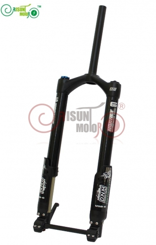 Ebike Front Fork DNM USD-6 Fat Bike Air Suspension Electric Bicycle