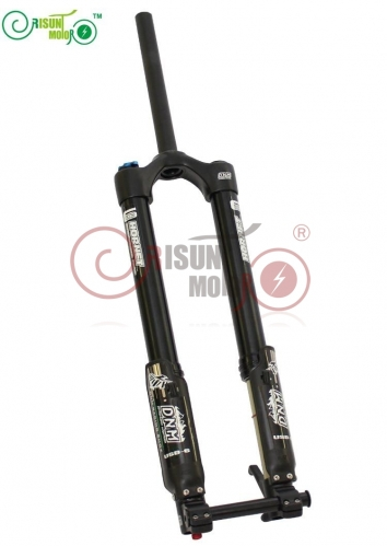 Ebike Front Fork DNM USD-6 Mountain Bike Air Suspension Electric Bicycle/E-Bike/Electronic Motorcycle Parts