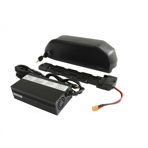 48V 14.5AH Panasonic Polly Frame Case Lithium Battery with 5A Charger