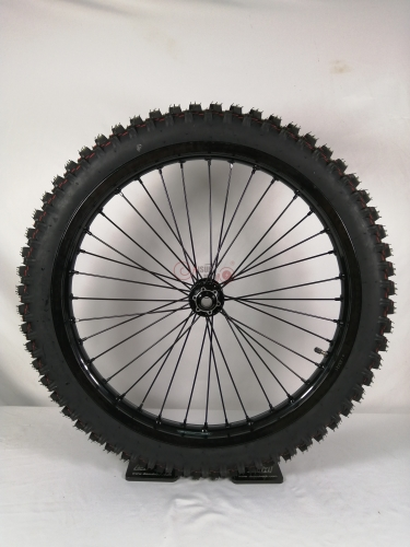 "Ebike 21"" Motorcycle Wheel Front Wheel Matching 3000W-5000W Rear Wheel Conversion Kits"
