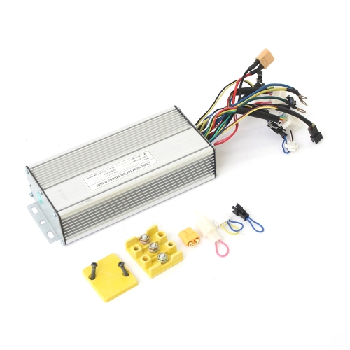 36V/48V 800W/1200W 35A eBike Brushless DC Controller support Regenerative Function