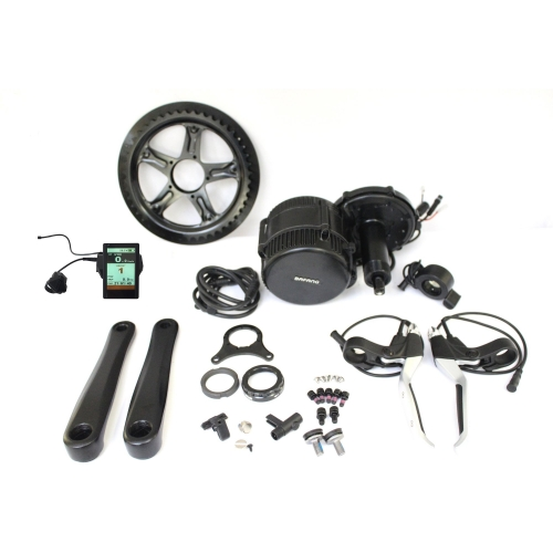 48V 350W BBS01 Bafang 8fun Mid Drive Central Motor Electric Bike Conversion Kits