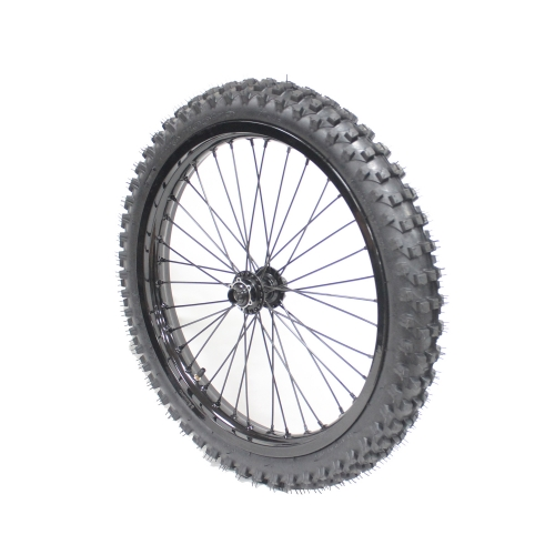"19"" Motorcycle Front Wheel DH Hub Fit for our 3000W-5000W Stealth Bomber eBike or 19"" Motorcycle Rear Wheel Kits"