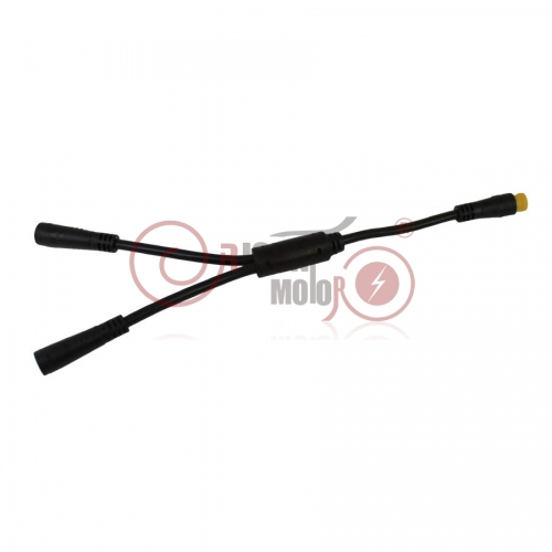 Y Splitter Cable for Bafang Mid-Drive Shift Sensor Gear Sensor