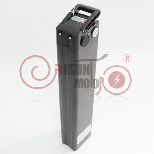 Seat Tube Battery Case WITHOUT Cell and Charger