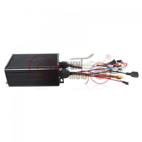36V-72V 1000W-2000W 45A eBike Sine Wave Intelligent Controller +LCD Display