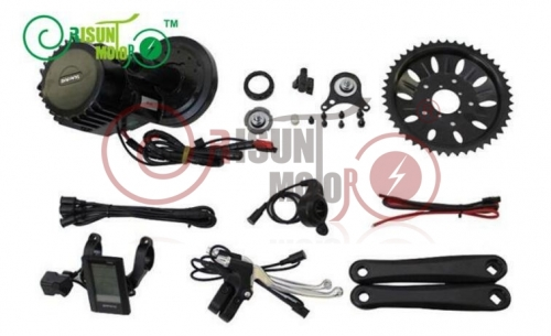 36V 250W BBS01 Bafang 8fun Mid Drive Central Motor Electric Bike Conversion Kits
