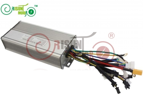 24V 36V 48V 500W eBike Brushless DC Controller support Regenerative Function