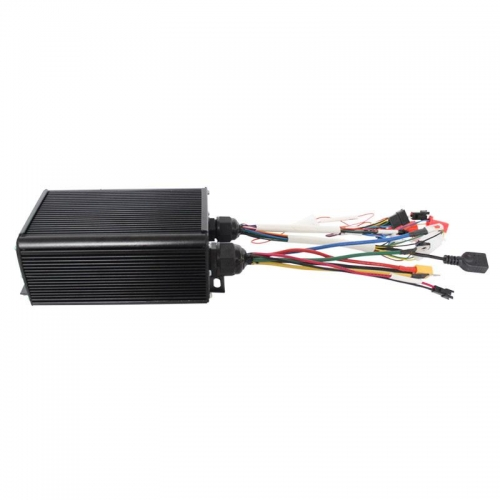 36V-72V 1000W-2000W 45A Sine Wave Intelligent Controller For eBike