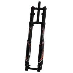 DNM USD-8S Triple Crown Downhill Air Fork 203mm 20mm Axle Dual Brake