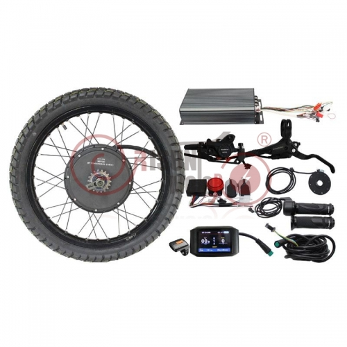 36V-72V 1500W Powerful eBike Conversion Kits