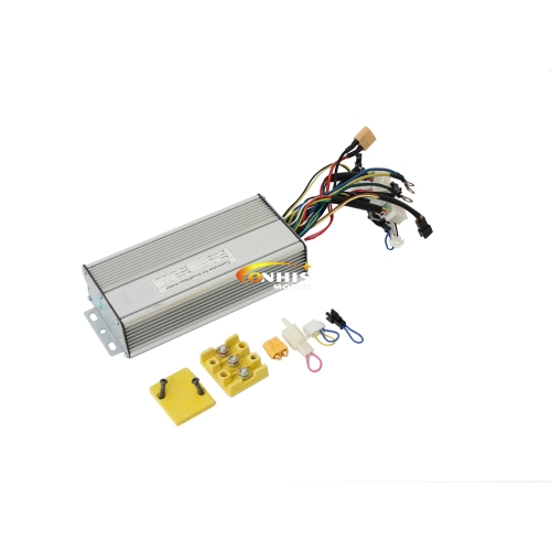 36V/48V 750W/1000W 30A eBike Brushless DC Controller support Regenerative Function