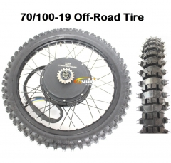70/100-19 Off Road Tire