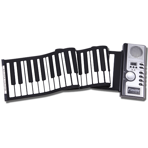 BR-01-61B Roll Up Piano