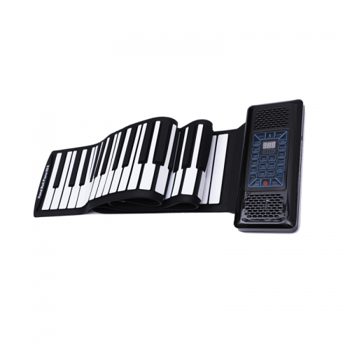BR-K8-61 Roll Up Piano