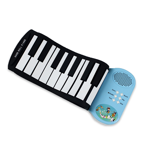 BR-S49 Roll Up Piano For Kids