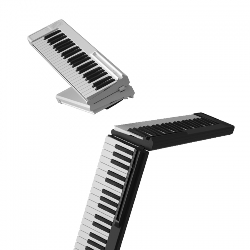 New BR-01 Folding Piano | Portable Digital Piano