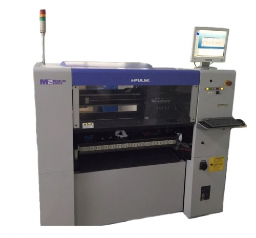 I-PULSE Chip Mounter M2, With Auto Width Adjustment