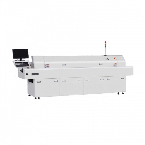 SMT Production Line Machine Lead Free Hot Air Reflow Oven, HS A6