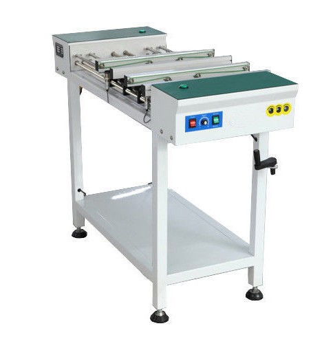 PCB Double Rail SMT Conveyor 500MM 1000MM, with Circuit Board Detection Mode