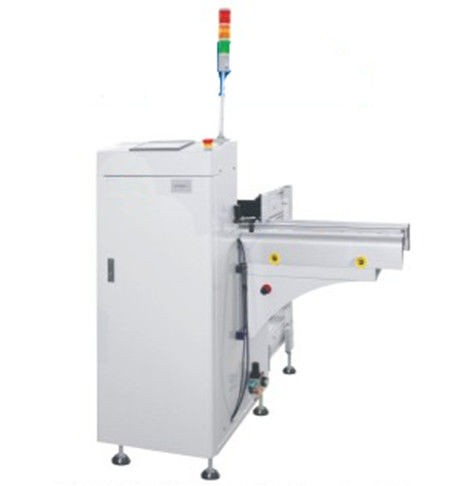 Right Angle PCB Magazine Loader, with Casting Platform Structure Design