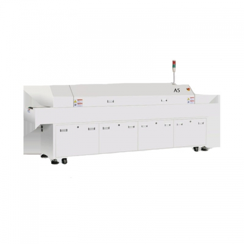 Durable SMT Line Machine Lead Free Hot Air Reflow Oven, HS A5