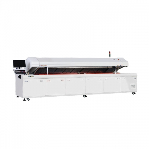 Durable SMT Line Machine Lead Free Hot Air Reflow Oven, HS F8