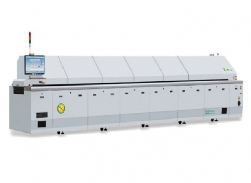 High End SMT Conveyor Reflow Oven Machine with WindowsXP Operating System, KT-800