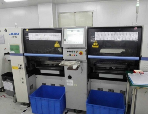 JUKI High Accuracy Mounter FX-3L