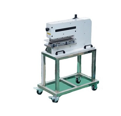 High Precision High Speed Guillotine Type PCB Cutting Machine, HS620
