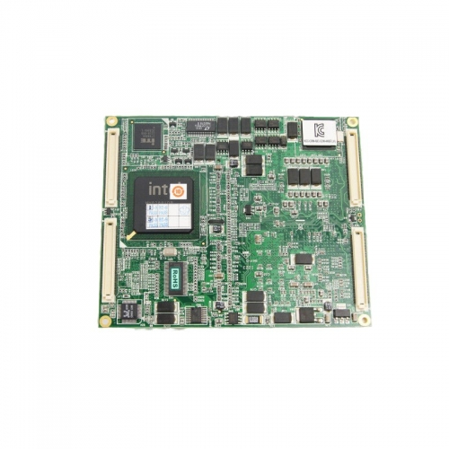 Assembleon AX Etx Board With Heat Sink Smr Circuit Board