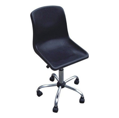 Modern Anti Static Products Ergonomic ESD Chairs, with Conductive Wheels