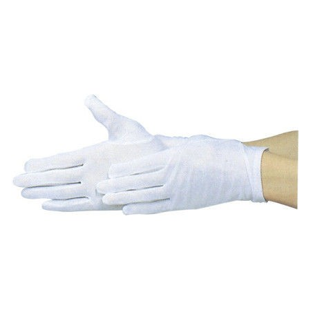 White Purification ESD Safe Gloves , Electron PU Work Anti Static Gloves  HS2137