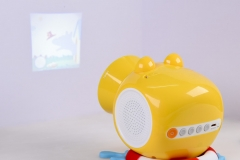 Cartoon story projector