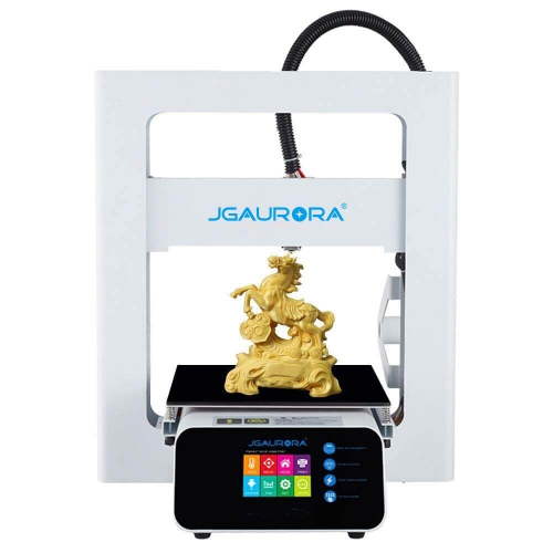 JGMaker A3S 3D Printer 205*205*205mm Touch Screen Metal Frame Half Hour Assemble Filament Detector