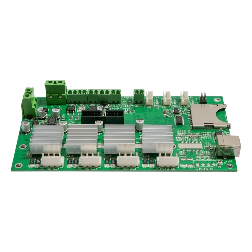 JGMaker Z-603S A8 3D Printer Mainboard Motherboard with 4 pcs Heatsink Controller