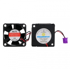3D Printer Extruder Cooling Fan of Uper and hotend fan For JGMaker Magic