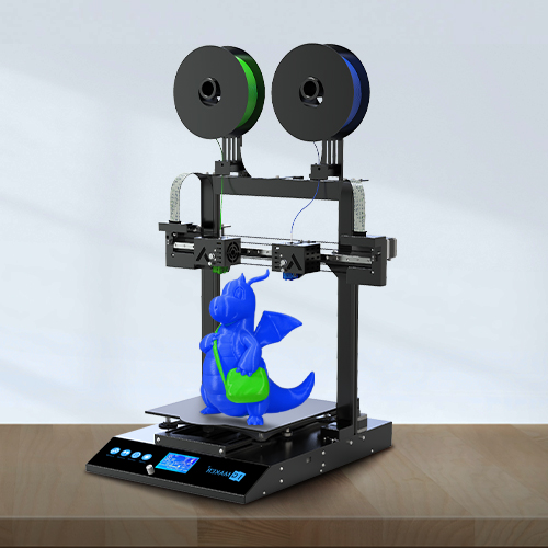 JGMaker Artist-D 3D Printer Debuts on Kickstarter with over 200% funds in 12 Hours