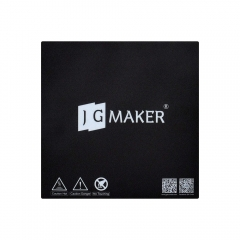 3D Printer Parts PVC Platform Surface Epoxy board with 4 Clips For JGMAKER Magic 3D Printer