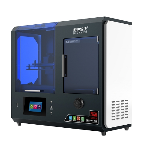 JGMaker G5 LCD Resin 3D Printer Integrated Firm Structure Large build size 210*130*240mm