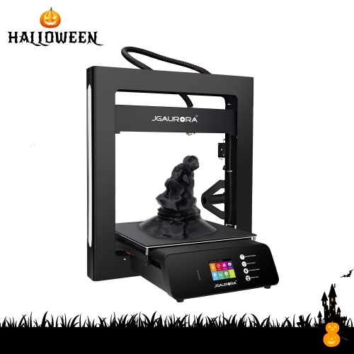 JGMaker A5S 3D Printer 305*305*320mm 32Bit Motherboard Easy Assemble Resume Printing Power Off