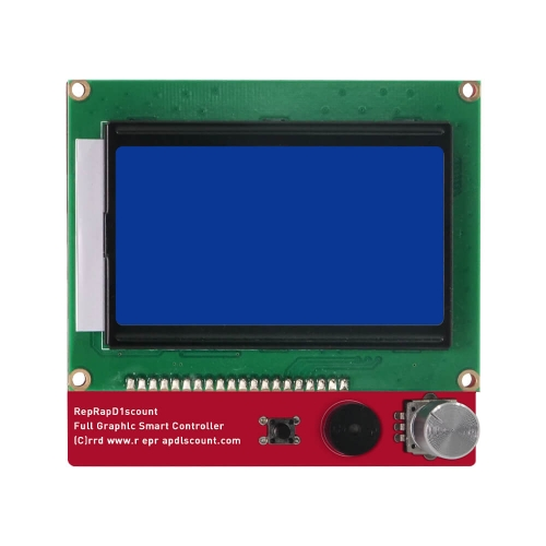 JGMaker® 12864 LCD Controller Display Kit with 400mm Cable For Artist D