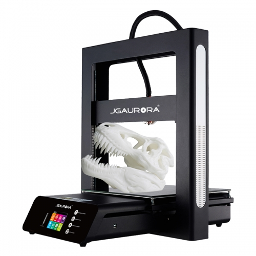 [ Black Friday Deal ] JGMaker A5S 3D Printer 305*305*320mm 32Bit Motherboard Easy Assemble Resume Printing Power Off